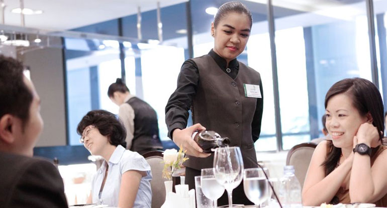 Top hospitality school in Dubai