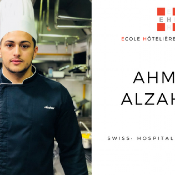 What Sparked Ahmad's Interest in Hospitality