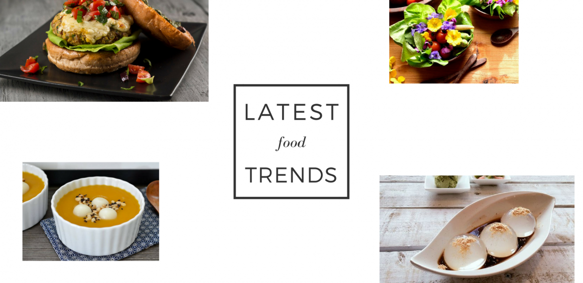The Latest Food Trends of 2018 - Swiss Hospitality Education