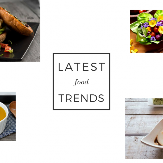 The Latest Food Trends of 2018