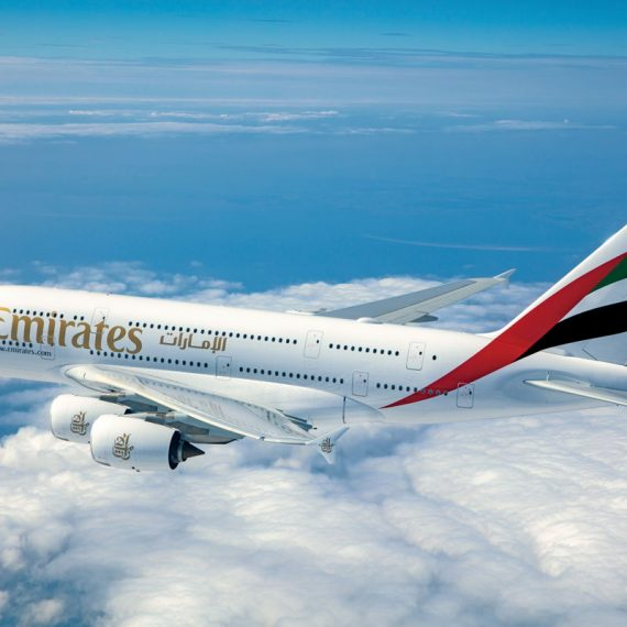 Emirates Launches First A380 From Dubai to St Petersburg