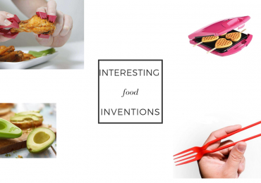 10 Interesting Food Inventions