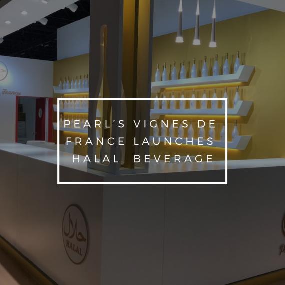 Pearl's Vignes de France Launches Halal Sparkling Beverage