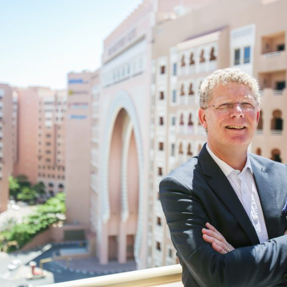 FEW WORDS FROM THE GM OF MOVENPICK