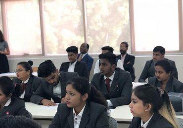 Ecole Hôtelière Helvétique hosts Leading Hospitality Schools from India.